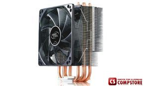 DeepCool GAMMAXX 400 cooler for CPU (LGA1156/ LGA1155/ LGA1150/ LGA1151/ LGA775)