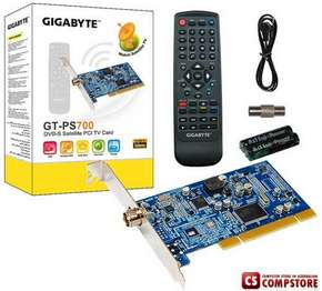 ТВ Тюнер Gigabyte  GT-PS700 PCI TV Tuner