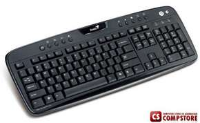 Клавиатура Genius KB-220E Black (USB)