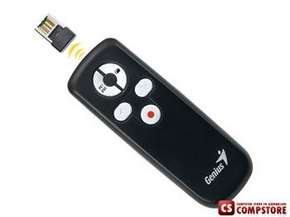 Презентер Media Pointer 100 2.4G USB Genius