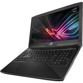 ASUS ROG GL553VD-DM730  (Intel® Core™ i7-7700HQ/ DDR4 16 GB/ SSD 128 GB/ HDD 1 TB/ NVIDIA® GeForce® GTX1050 4 GB/ LED HD 15.6-inch / Wi-Fi/ DVD/ Win10)