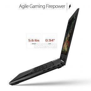 Asus ROG Strix GL503VD-DB74 (Intel® Core™ i7-7700HQ/ DDR4 16 GB/ SSD 256 GB/ HDD 1 TB/ NVIDIA® GeForce® GTX1050 4 GB/ FHD  15,6-inch/ Wi-Fi)