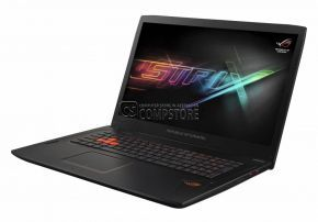 ASUS ROG Strix GL702VI-MH72 (Intel® Core™ i7-7700HQ/ DDR4 16 GB/ NVIDIA® GeForce® GTX1070 8 GB/ SSD 256 GB/ HDD 1 TB/ Slim FHD 17.3-inch/ Wi-Fi/ Win10)