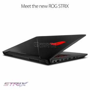 ASUS ROG Strix GL703GE (Intel® Core™ i7-8750H/ DDR4 16 GB/ NVIDIA® GeForce® GTX1050Ti 4 GB/ SSD 256 GB/ HDD 1 TB/ Slim FHD 17.3-inch/ Wi-Fi)