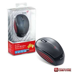 Genius NX-6500 2.4 GHz Wireless Optical Mouse