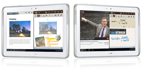"Планшет Samsung Galaxy Note 10.1"" GT-N8000 (Exynos 1.4 Ghz/ 16 GB/ 3G/ Wi-Fi/ HSPA/ Android 4.1 Jelly Bean)"