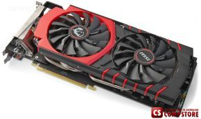 MSI GEFORCE® GTX 980 GAMING 4G (4 GB | 256bit)