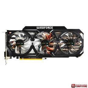 GIGABYTE GEFORCE® GTX 770  (GV-N770OC-4GD) (4 GB | 256 Bit)