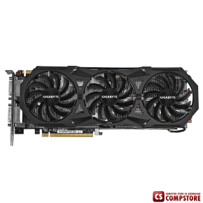 GIGABYTE GEFORCE® GTX 980 (GV-N980WF3OC-4GD) (4 GB | 256 Bit)