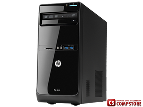 "HP Pro 3500 Microtower + 20"" LED Backlit LCD Monitor HP W2072a (C5Y11EA) (Intel® Core™ i3-3220/ 4 GB DDR3/ HDD 500 GB 7200 rpm/ Intel HD Graphics/ USB 3.0/ Card Reader)"