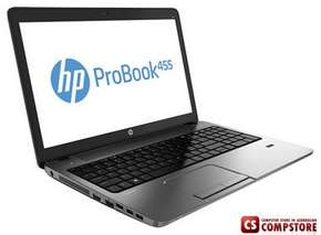 HP ProBook 455 G1 Notebook PC (H6E35EA) (AMD Elite Quad-Core A8-4500M/ DDR3 4 GB/ AMD Radeon HD 8750M 2 GB/ HDD 500 GB/ 15.6