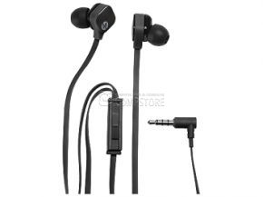 HP H2300 In-Ear Sparkling Black Stereo Headset (H6T14AA)