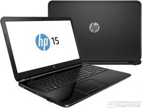 "HP 15-ac186ur (P3M32EA) (Intel® Core™ i5-6200U/ DDR4 8 GB/ HDD 1 TB/ LED 15,6""/ AMD Radeon R5 M330 2 GB/ DVD RW/ BT/ Wi-Fi/ Win 10)"