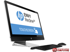 "Моноблок HP ENVY All-in-One 27-k422ur (L6X19EA) (Intel Core i7-4790T/ DDR3 16 GB/ TouchScreen Full HD 23""/ SSD 8 GB/ HDD 1 TB/ nVidia 2GB)"