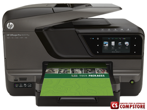 Принтер HP Officejet Pro 8600 Plus e-All-in-One (CM750A)