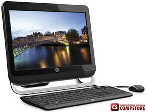 "Моноблок HP Omni 120-2138l Desktop PC All-in-One (H1N28AA) (Intel Core i3/ DDR3 4 GB/ 500 GB HDD/ 20"" HD LED/ Intel HD/ Bluetooth/ Wi-Fi/ DVD RW)"