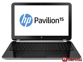 HP Pavilion 15-n095er (F6S35EA) (Intel® Core™ i5-4200U  / DDR3 4 GB/ 500 GB HDD/ AMD Radeon HD 8670М  1 GB/ HD LED 15.6