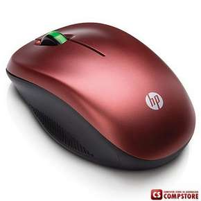 HP  Wireless Mouse Jerry Red (WE788AA)