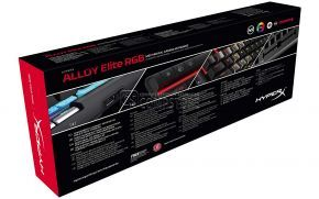 Kingston HyperX Alloy Elite RGB-MX Mechanical Gaming Keyboard (HX-KB2BR2-RU/R1)