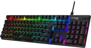HyperX Alloy Origins Mechanical Gaming Keyboard (Red Switch)