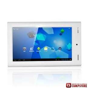 "Планшет Hyundai A7 (7"" Multi-touch/ Android 4.0 OS/ 8GB/ Tablet Flat PC with WiFi Camera (CPU A10 1.5GHz GPU Mali-400)"