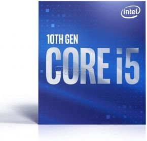 Intel® Core™ i5-10400 Processor (12M Cache, up to 4.30 GHz)