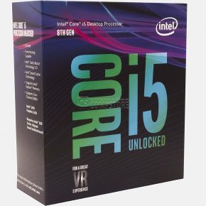 Intel® Core™ i5-8600K Processor (9M Cache up to 4.30 GHz)