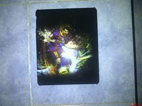 iPad Smart Case Messi Edition