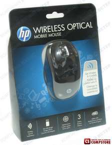 HP  Wireless Mouse (VK479AA)