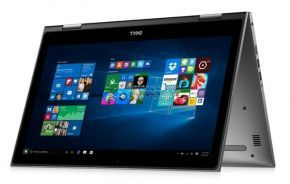 DELL Inspiron 15 5568 2-in-1 (Intel® Core™ i3-6100U/ DDR3L 8 GB/ HDD 500 GB/ Touch 15.6-inch FHD IPS/ Wi-Fi/ Win10)