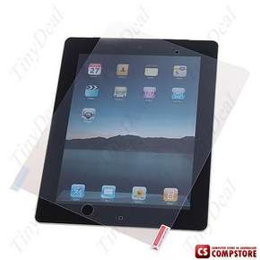 Transparent Anti-Scratch Frosted LCD Screen Guard Protector Filter for Apple iPad