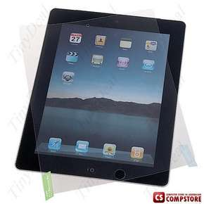 Transparent Anti-Scratch LCD Screen Guard Protector Filter for Apple iPad 2