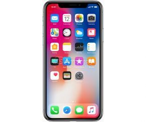 iPhone X Space Gray 64 GB