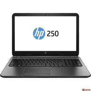 "Ноутбук HP 250 G3 (J0Y06EA) (Intel® Core™ i3-3217U/ DDR3 4 GB/ Intel HD/ 500 GB HDD/ HD 15.6"" LED/ Bluetooth/ Wi-Fi/ DVD RW)"