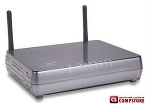 ADSL HP 110 ADSL-A Wireless-N Router (JE459A) (Wi-Fi,4 Lan)