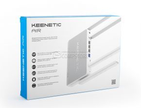 Keenetic Air Wi-Fi Router (KN-1610) AC1200