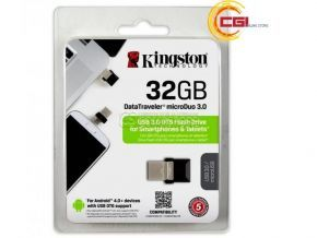 Kingston DataTraveler microDuo 32 GB USB 3.0 Type-C