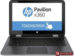 "Ноутбук HP Pavilion x360 13-a251ur (L1S08EA) (Intel® Core™ i5-5200U/ DDR3L 6 GB/ 1 TB HDD/ Touch Full HD 13.3""/ Win8.1)"