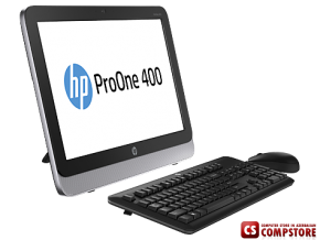 "Моноблок HP ProOne 400 G1 All-in-One (L3E58EA) (Intel® Core™ i5 4590T/ DDR3L 4 GB/ 500 GB HDD/ 19.5"" HD+ LED/ Bluetooth/ Wi-Fi/ DVD RW)"