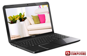 "Toshiba Satellite L850-1010X (PSKAEL-00R001) (Core i3-2370M/ 6 GB DDR3/ 500 GB/ ATI Radeon 7670 1 GB/ LED 15""6/ Wi-Fi/ Bluetoth/ DVD RW/ Card reader)"