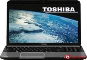 "Ноутбук Toshiba Satellite L850-B4S (PSKDGR-00U00JRU) (Intel Core i3-2350M/ 4 GB/ 500 GB/ Intel HD GMA/ USB 3.0/ Bluetoth/ Display 15""6/ DVD RW/ Wi-Fi/ Windows 7 Home Premium)"