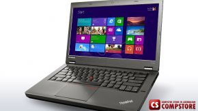 Lenovo ThinkPad T440p (20AN00BERT) (Intel® Core™ i7-4710MQ/ 12 GB DDR3/ SSD 16 ГБ/ HDD 1 TB/ GeForce GT730 1 GB / FHD LED 14 / Wi-Fi/ Bluetooth/ Win8.1)