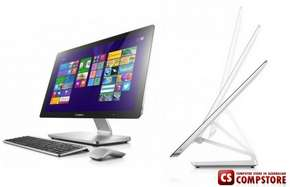 "Моноблок Lenovo IdeaCentre A540TA (Intel® Core™ i5-4258U / DDR3 8 GB/ HDD1 TB/ LED 23.8"" IPS Full HD TouchScreen/ nVidia GT840 2 GB/ Bluetooth/ Wi-Fi/ DVD RW/ Win 8.1)"
