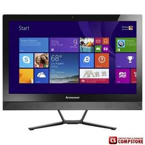 "Моноблок Lenovo IdeaCentre C50 (Intel® Core™ i5-4210U/ DDR3 6 GB/ HDD1 TB/ LED 23"" HD+/ nVidia GT820 1GB/ Bluetooth/ Wi-Fi/ DVD RW)"