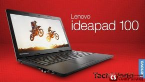 "Lenovo IdeaPad 100-15IBY (80MJ00RLRK) (Intel® N2840/ DDR3L 4 GB/ HDD 500 GB/ HD LED 15.6""/ Windows 10)"