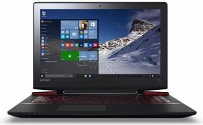 Lenovo Ideapad Y700 Gaming Laptop (80Q000AGRK) (Intel® Core™ i7-6700HQ/ DDR4 16 GB/ NVIDIA® GeForce® GTX960 4 GB/ SSD 128 GB/ HDD 1 TB/ FHD 17.3-inch/ Wi-Fi/ Win10)