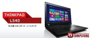 "Lenovo ThinkPad L540 (20AVA09E00) (Intel® Core™ i5-4200M/ DDR3L 8 GB/ HDD 500 GB/ 15""6 LED/ DVD RW/ Bluetooth/ Wi-Fi/ Win 8 Pro)"