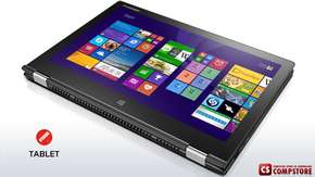 Lenovo Yoga 2-13 (59422685) (Intel® Core™ i3-4030U/ DDR3 4 GB/ SSD 128 GB/ IPS Touch 13.3 LED/ Bluetooth/ Wi-Fi/ Win8)