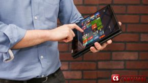 Ультрабук Lenovo Yoga 3-14 (80JH00BERK) (Intel® Core™ i5-5200U/ DDR3 4 GB/ SSD 128 GB/ IPS Touch 14 LED/ Bluetooth/ Wi-Fi/ Win8.1)