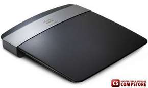 Linksys E2500 Wirless Router (Wireless 300 mbit/ 4 Port/ 128 Bit Security)